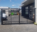 EasyGate Elite Double Swing Gate