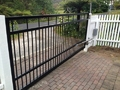 Manor Single Swing Gate 1.2m, 1.5m, 1.7m and 1.8m High