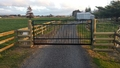 Manor Single Swing Gate. Click here for prices