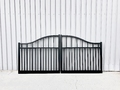 EasyGate Villa Double Swing Gate