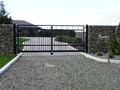 EasyGate 'Manor' Double Swing Gate. click here for prices