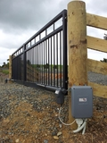 6 - Solar powered GR400D Double Gate Opener